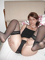 mature pantyhose fuck videos